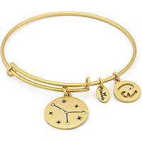 bracelet femme bijoux Chrysalis Zodiaco CRBT1304GP