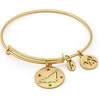 bracelet femme bijoux Chrysalis Zodiaco CRBT1310GP