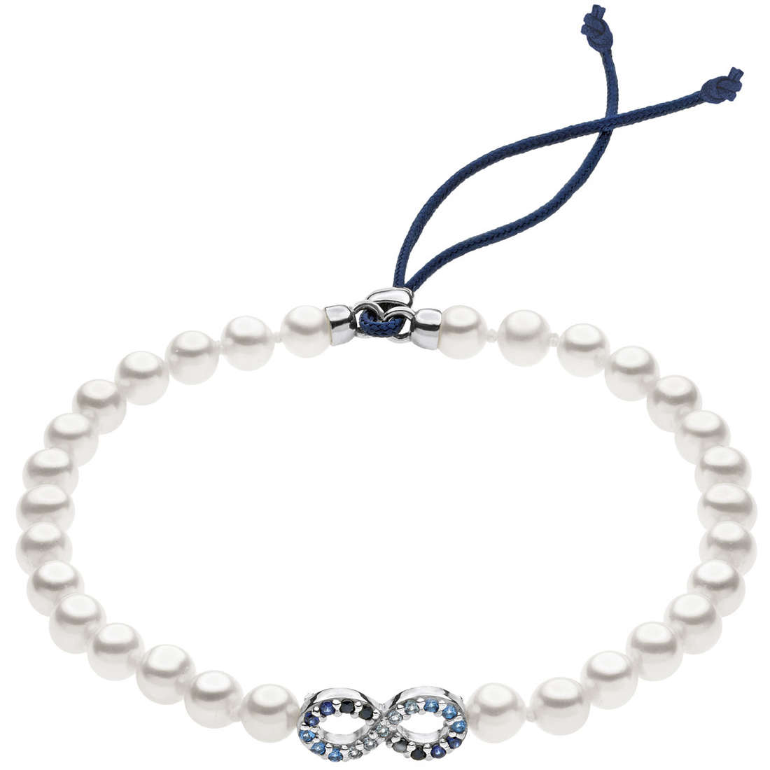 bracelet femme bijoux Comete Infinito BRQ 202 B