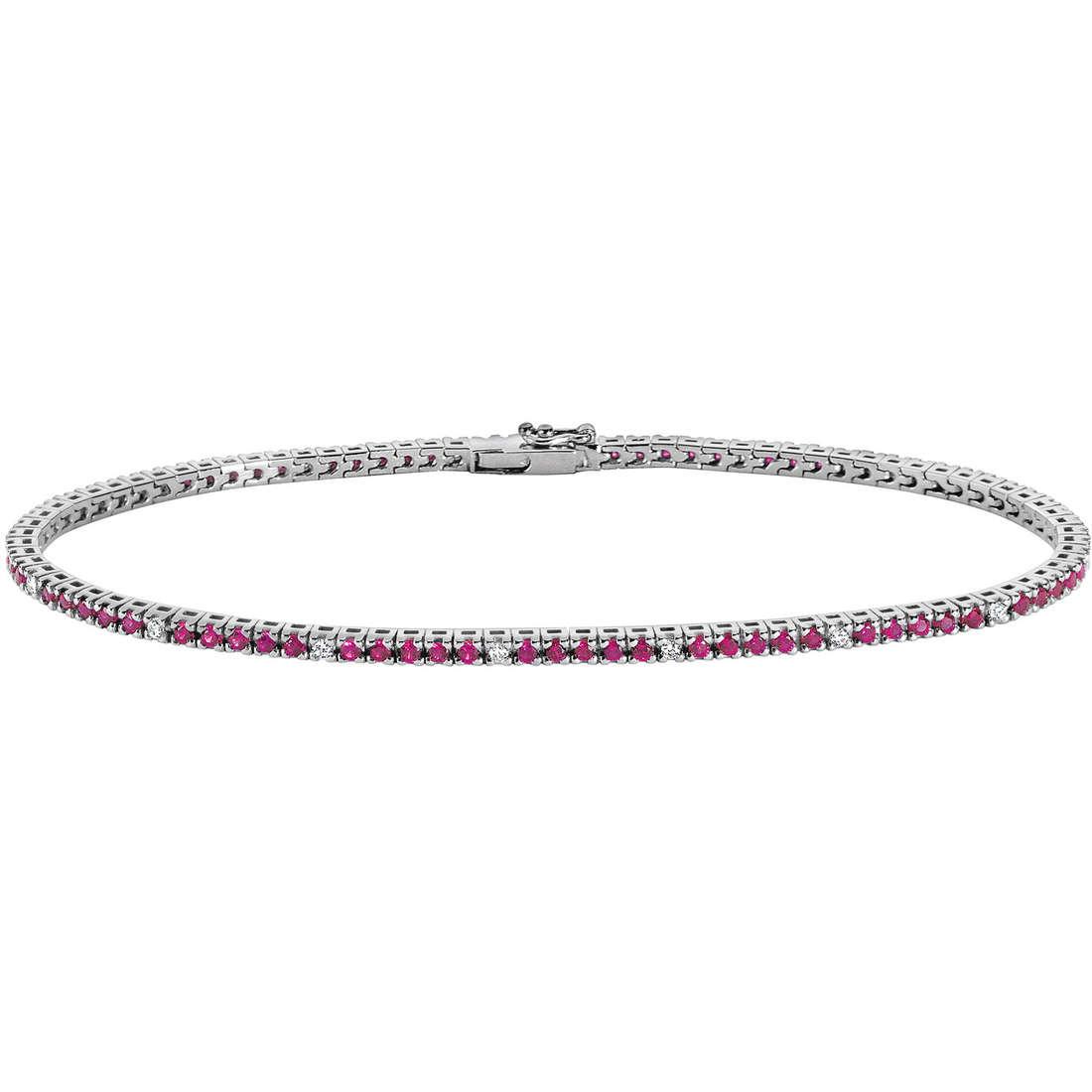 bracelet femme bijoux Comete Pietre preziose colorate BRT 210