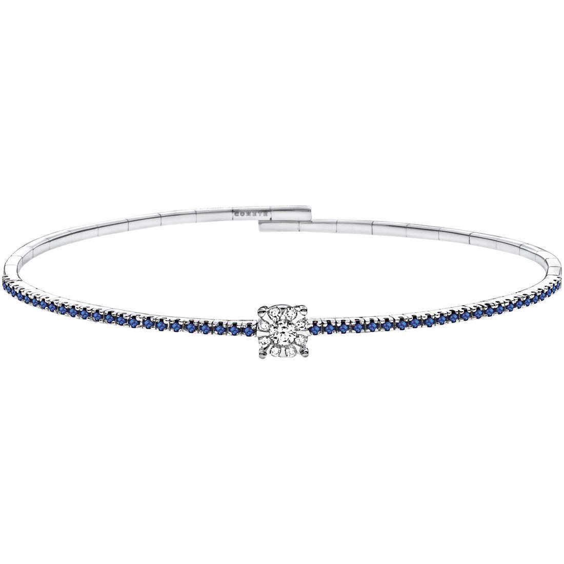 bracelet femme bijoux Comete Pietre preziose colorate BRT 237