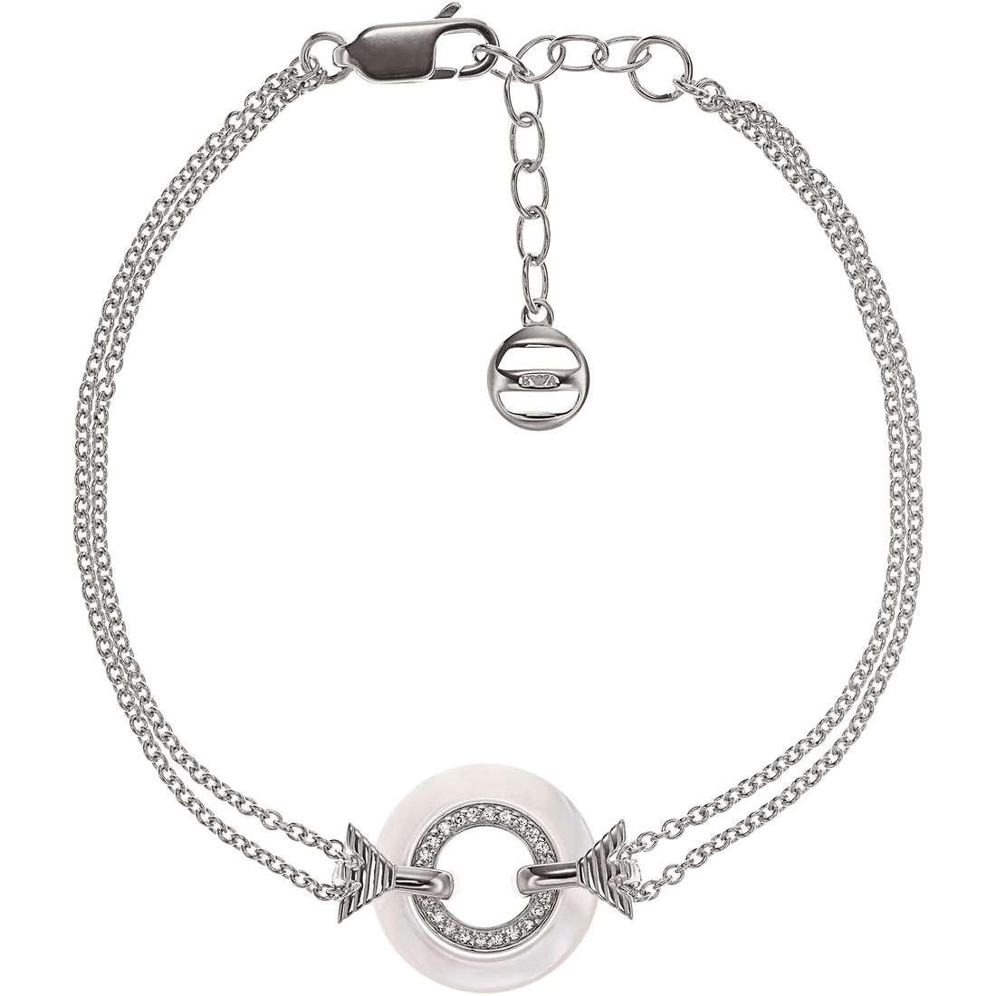 bracelet femme bijoux Emporio Armani EG3117040