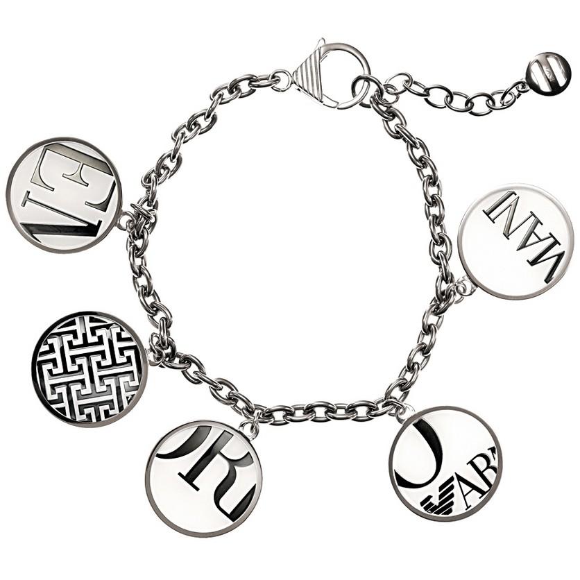 bracelet femme bijoux Emporio Armani EGS1338040