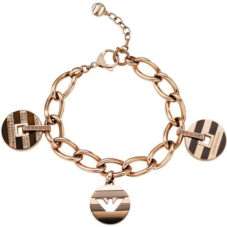 bracelet femme bijoux Emporio Armani EGS1588200