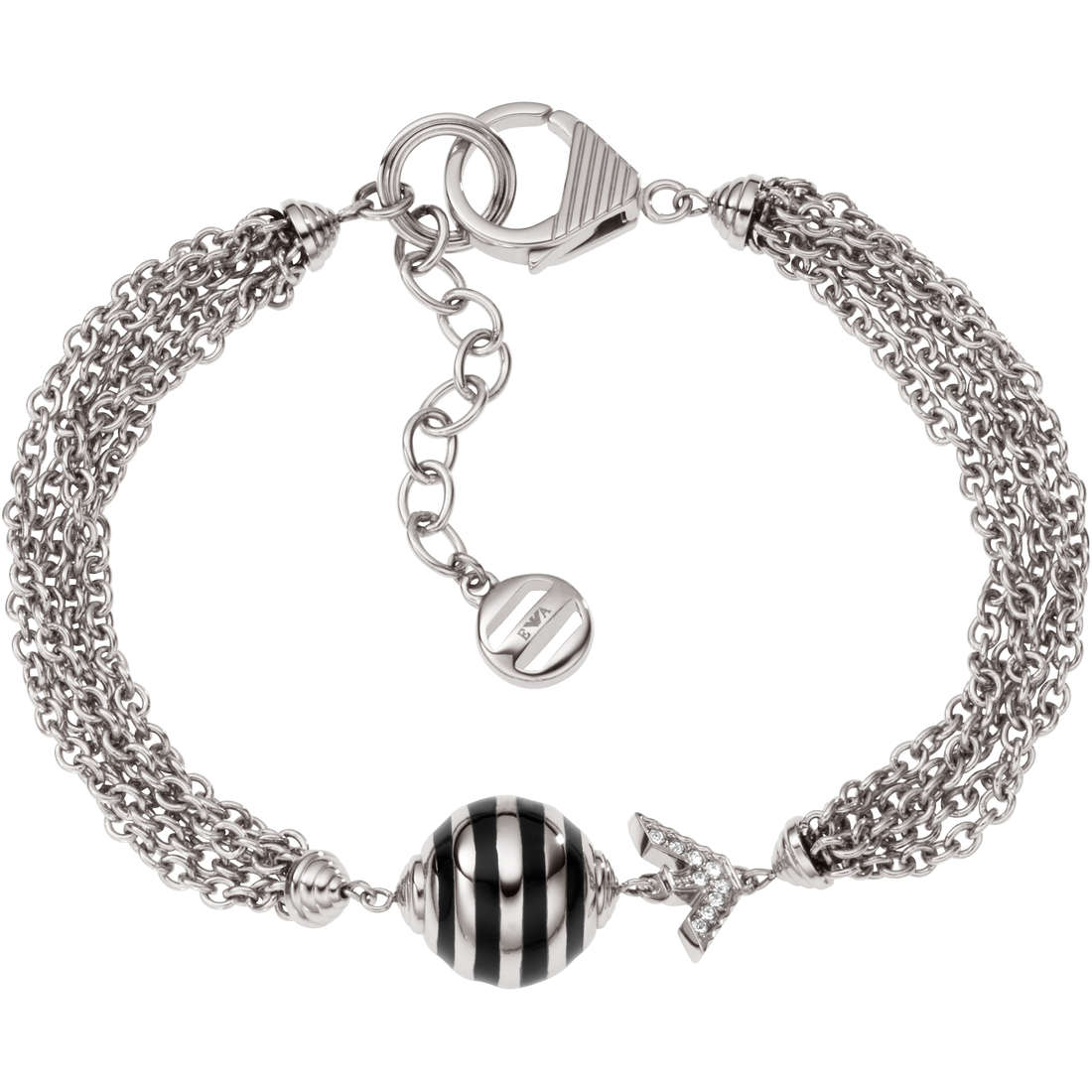 bracelet femme bijoux Emporio Armani EGS1683040