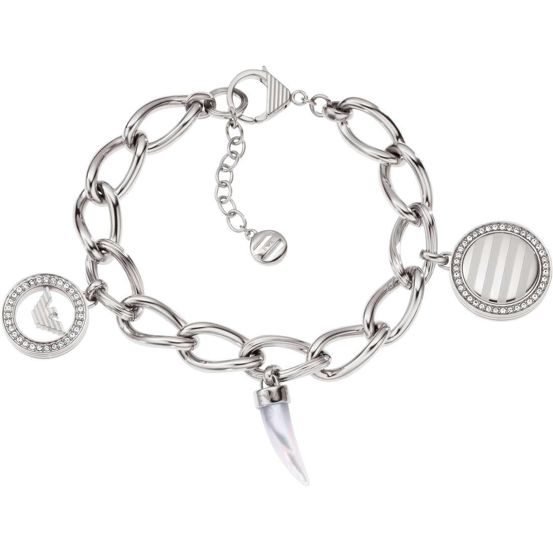 bracelet femme bijoux Emporio Armani EGS1706040
