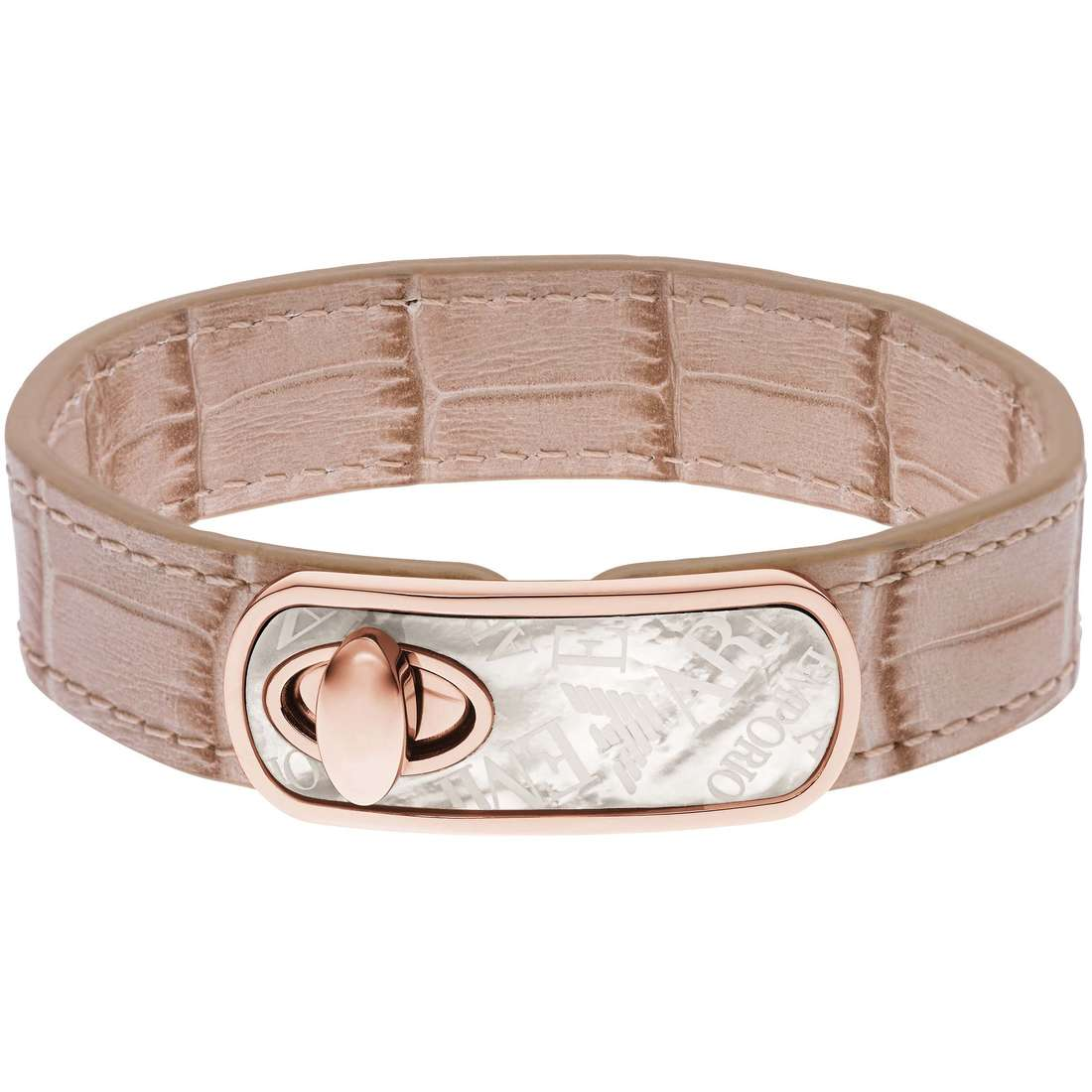 bracelet femme bijoux Emporio Armani EGS1868221