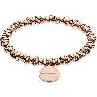 bracelet femme bijoux Emporio Armani EGS2490221