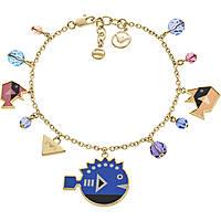 bracelet femme bijoux Emporio Armani EGS2498710