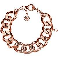 bracelet femme bijoux Emporio Armani Fashion EGS1988221
