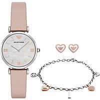 bracelet femme bijoux Emporio Armani Gianni T-Bar AR8039