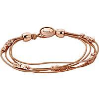 bracelet femme bijoux Fossil JA5799791