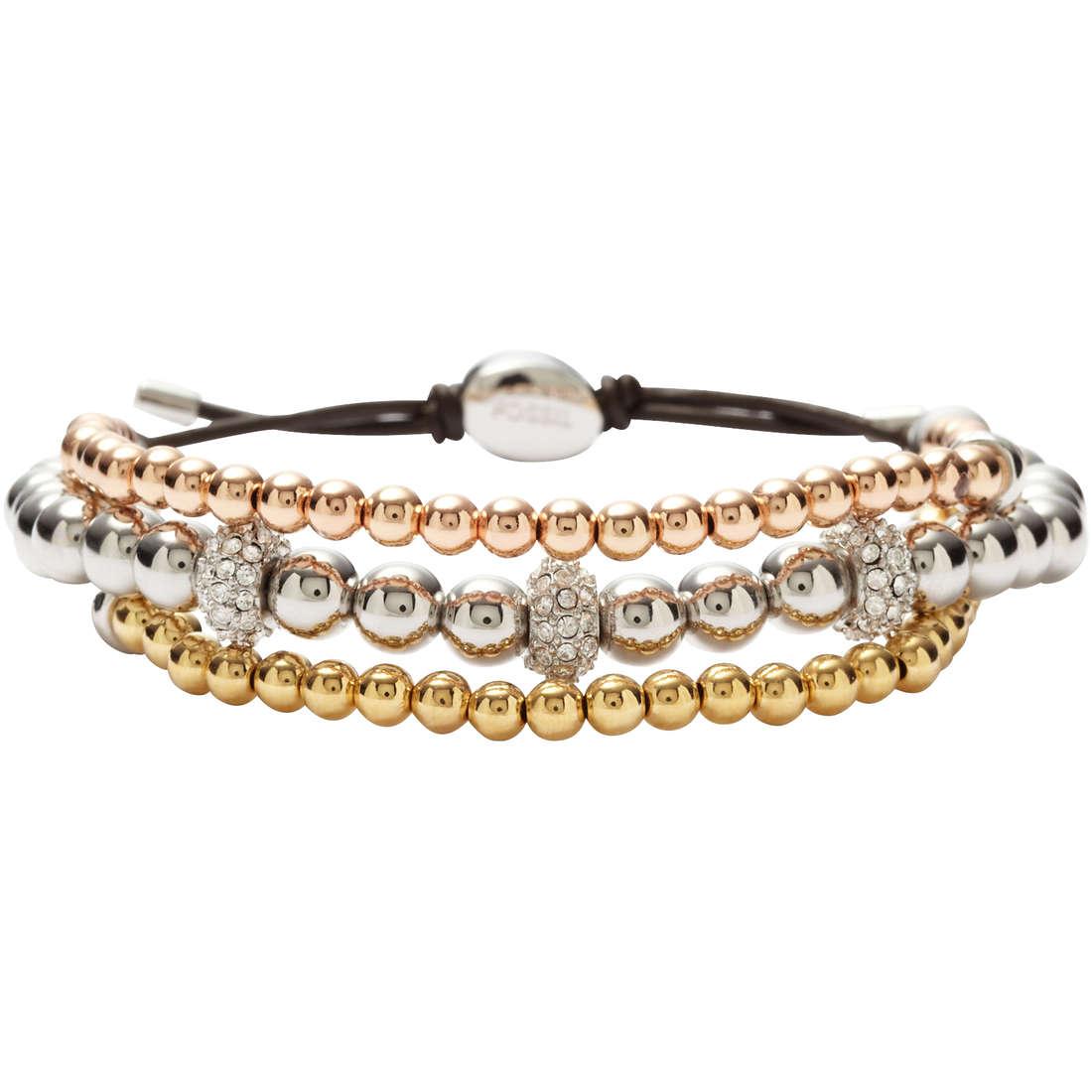 bracelet femme bijoux Fossil JA5864998