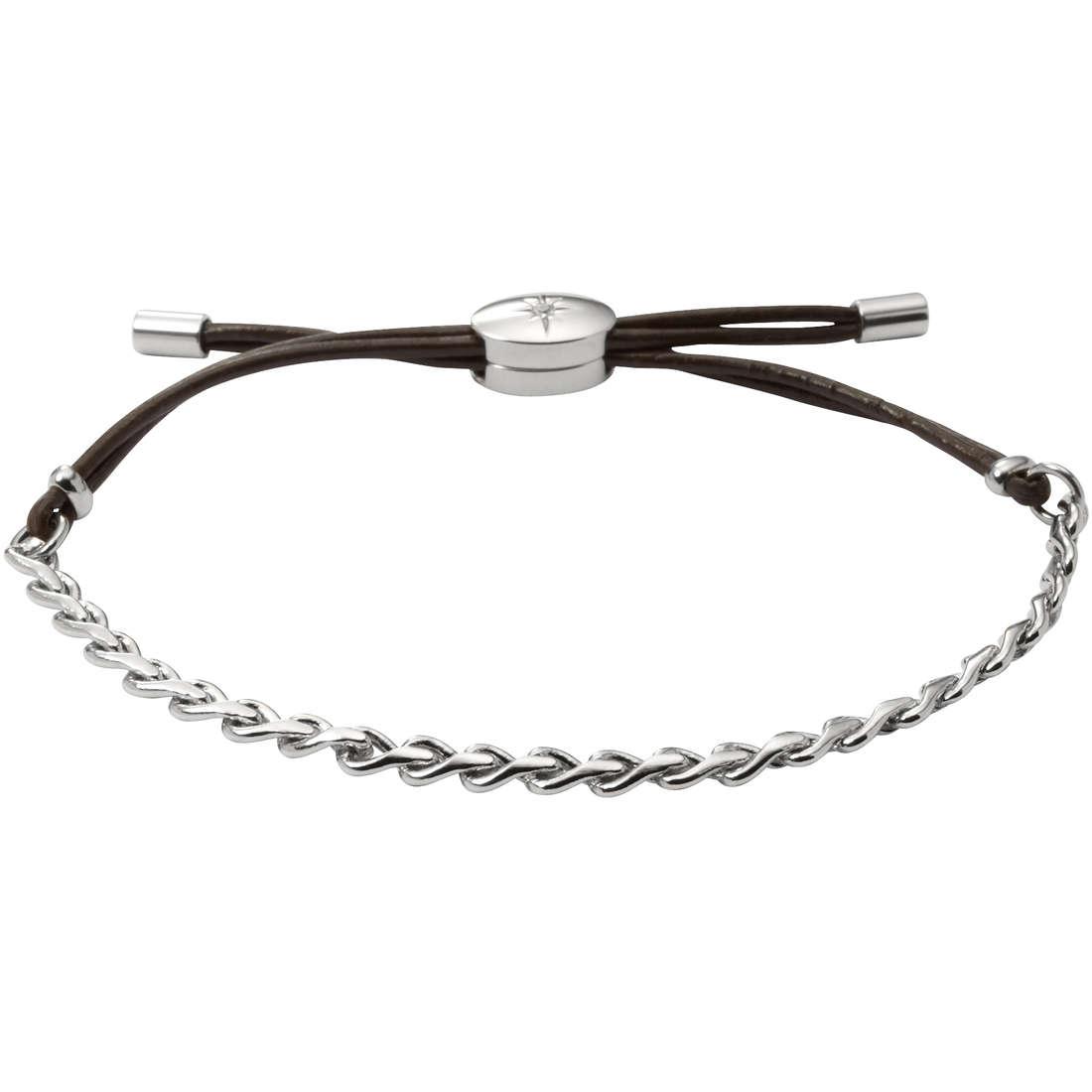 bracelet femme bijoux Fossil JA5873040