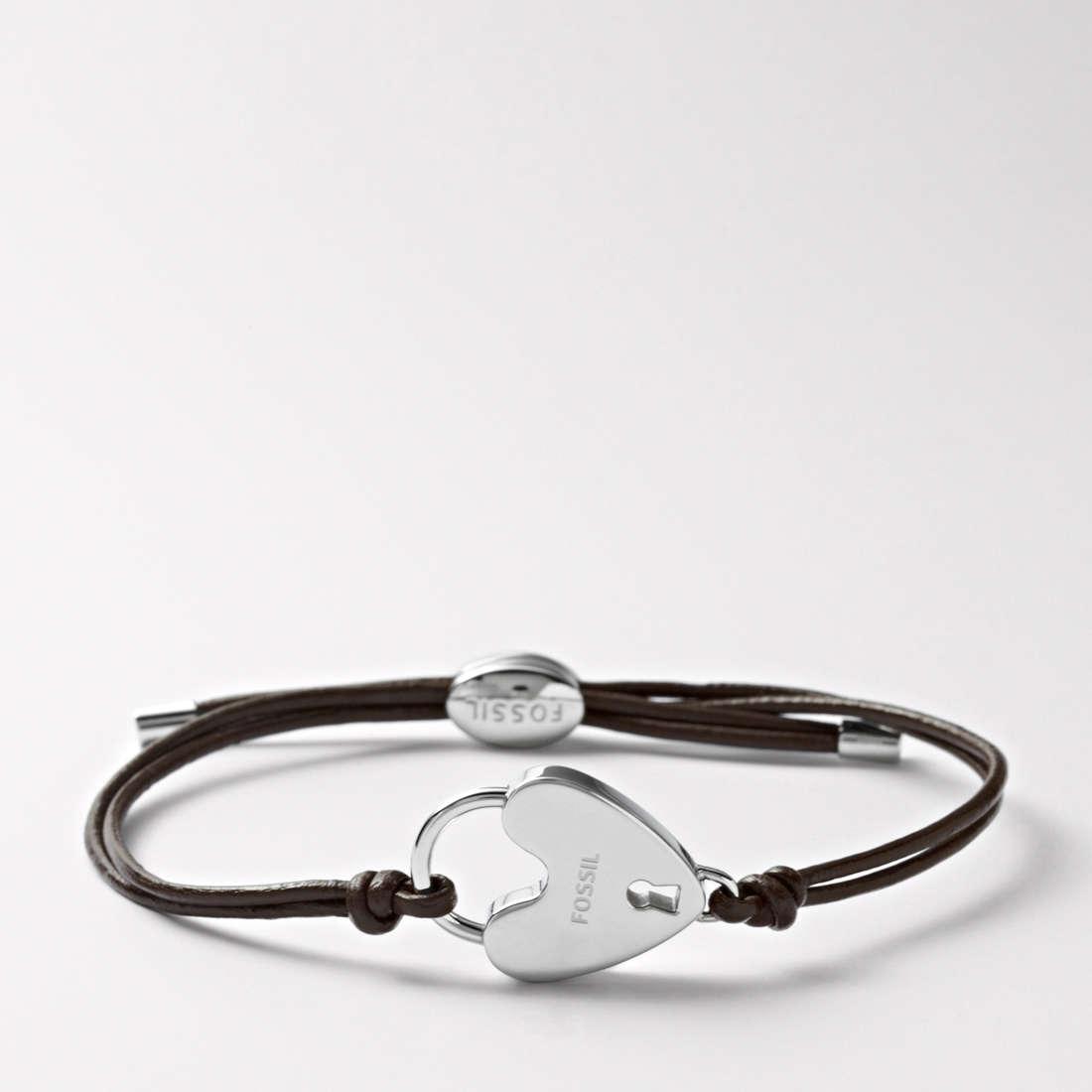 bracelet femme bijoux Fossil JF00121040