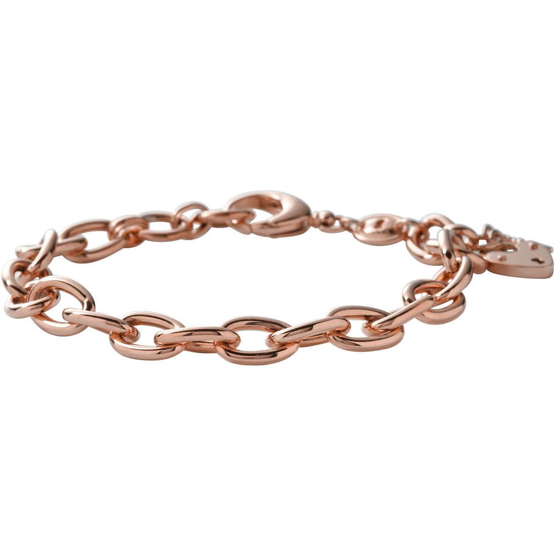 bracelet femme bijoux Fossil JF00283791