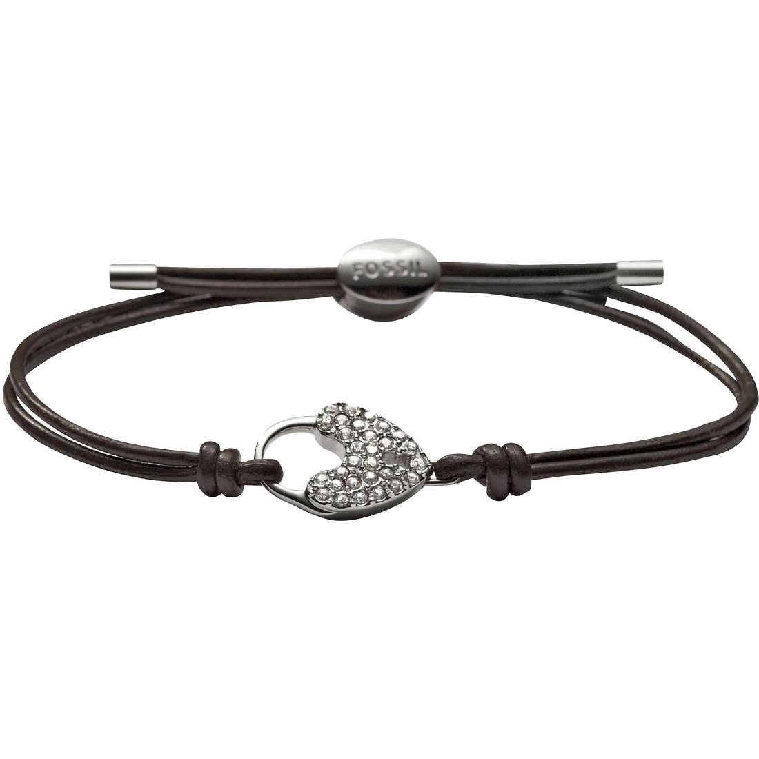 bracelet femme bijoux Fossil JF00288040
