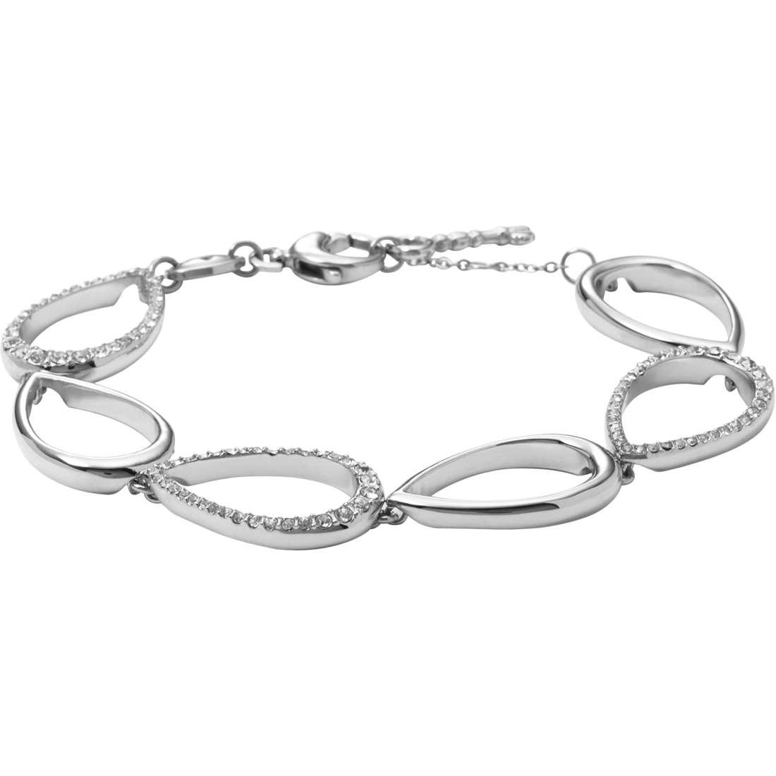 bracelet femme bijoux Fossil JF00449040