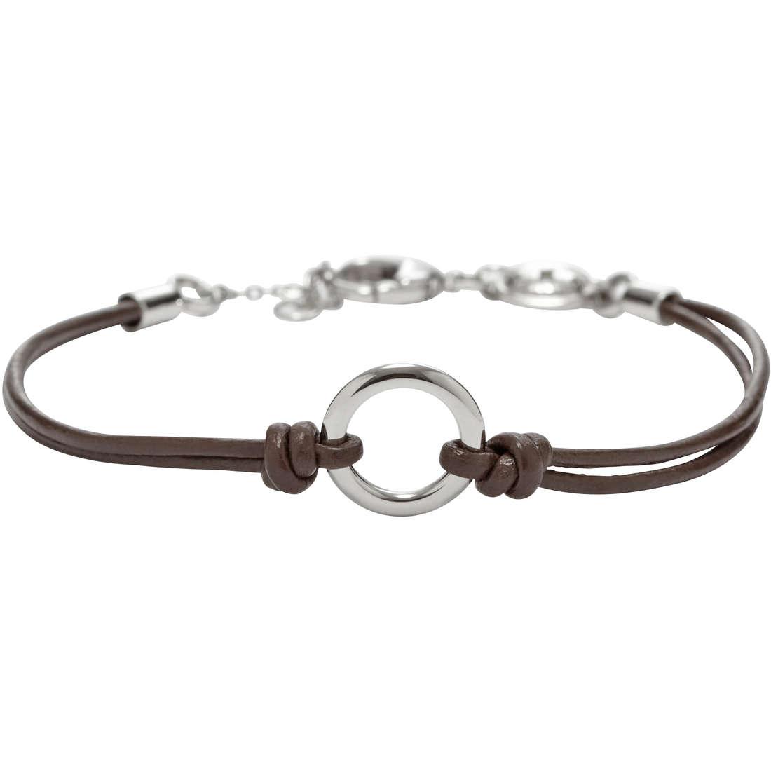 bracelet femme bijoux Fossil JF00463040