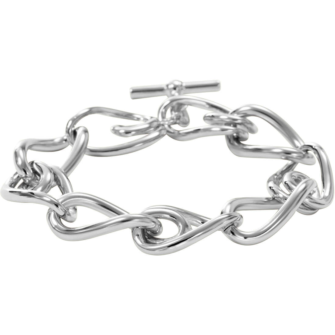 bracelet femme bijoux Fossil JF00604040