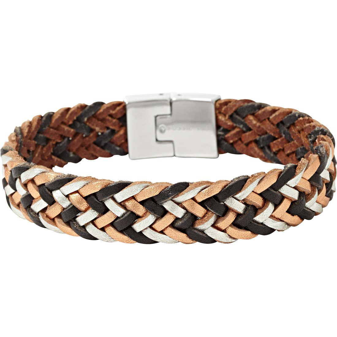bracelet femme bijoux Fossil JF00996040