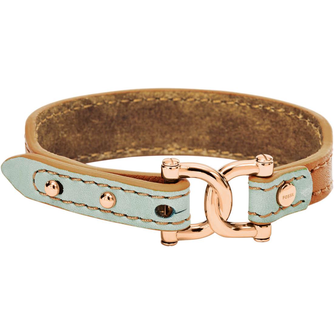 bracelet femme bijoux Fossil JF01084791