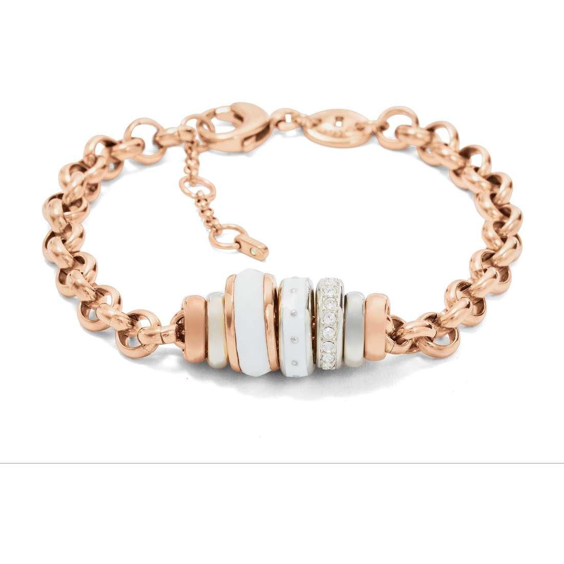 bracelet femme bijoux Fossil JF01121998
