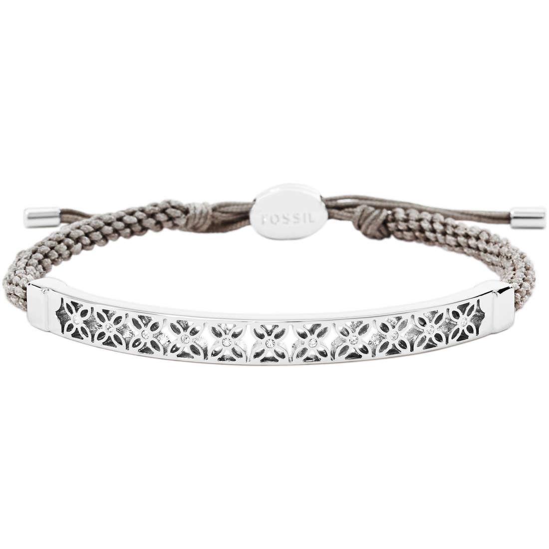 bracelet femme bijoux Fossil JF01134040