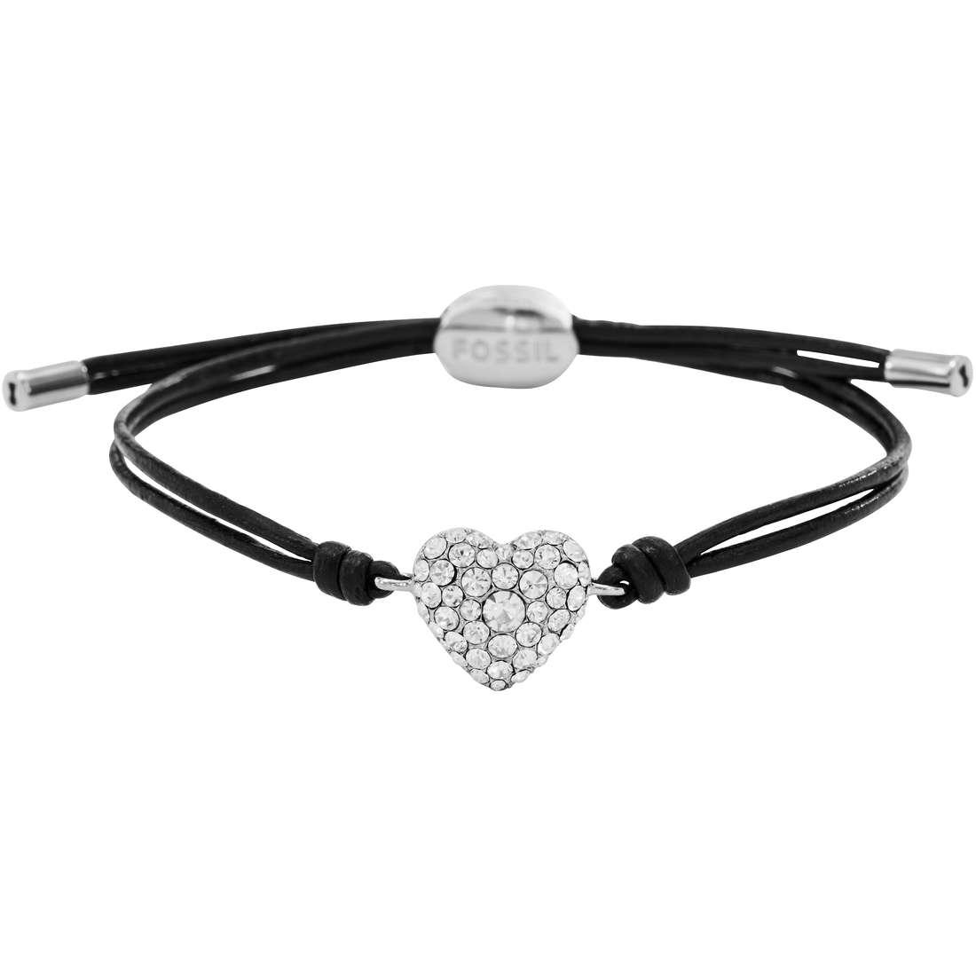 bracelet femme bijoux Fossil JF01206040