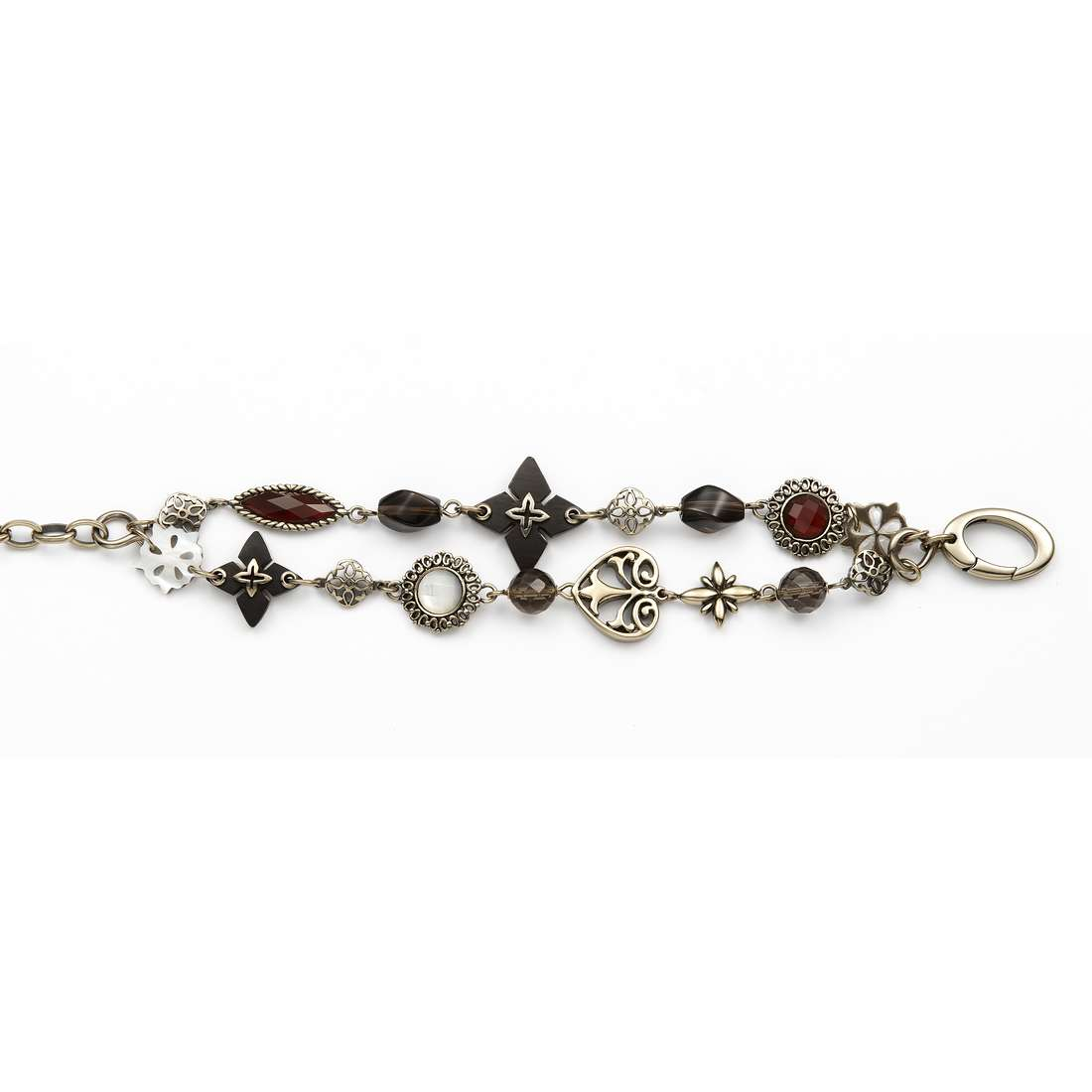 bracelet femme bijoux Fossil JF83136040