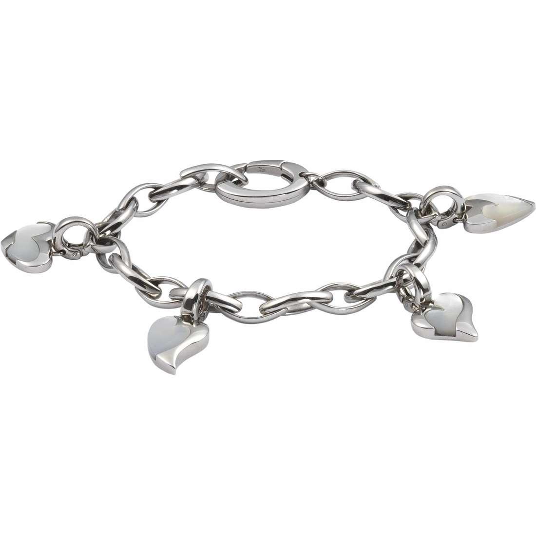 bracelet femme bijoux Fossil JF83664040
