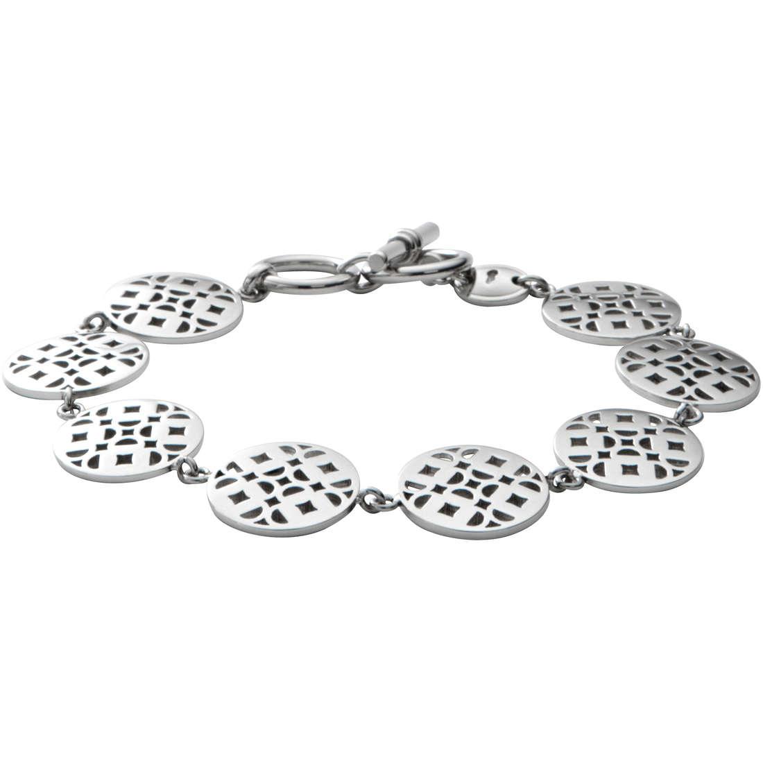 bracelet femme bijoux Fossil JF8434040