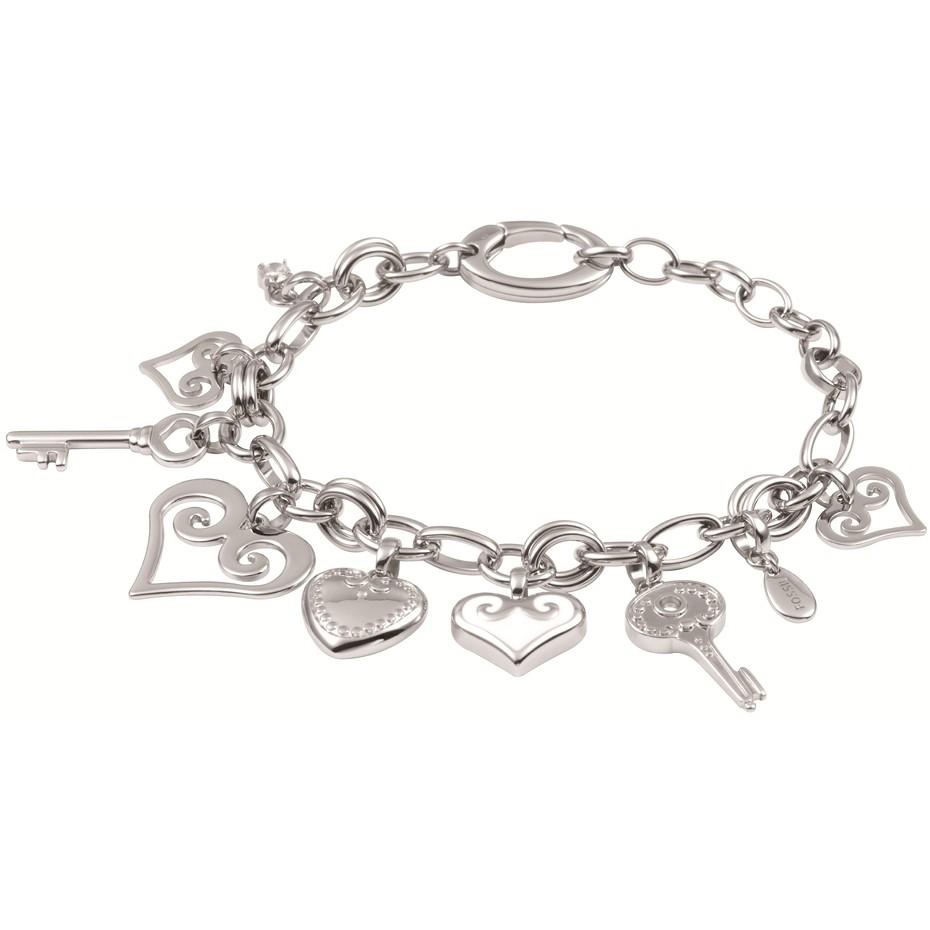 bracelet femme bijoux Fossil JF84716040