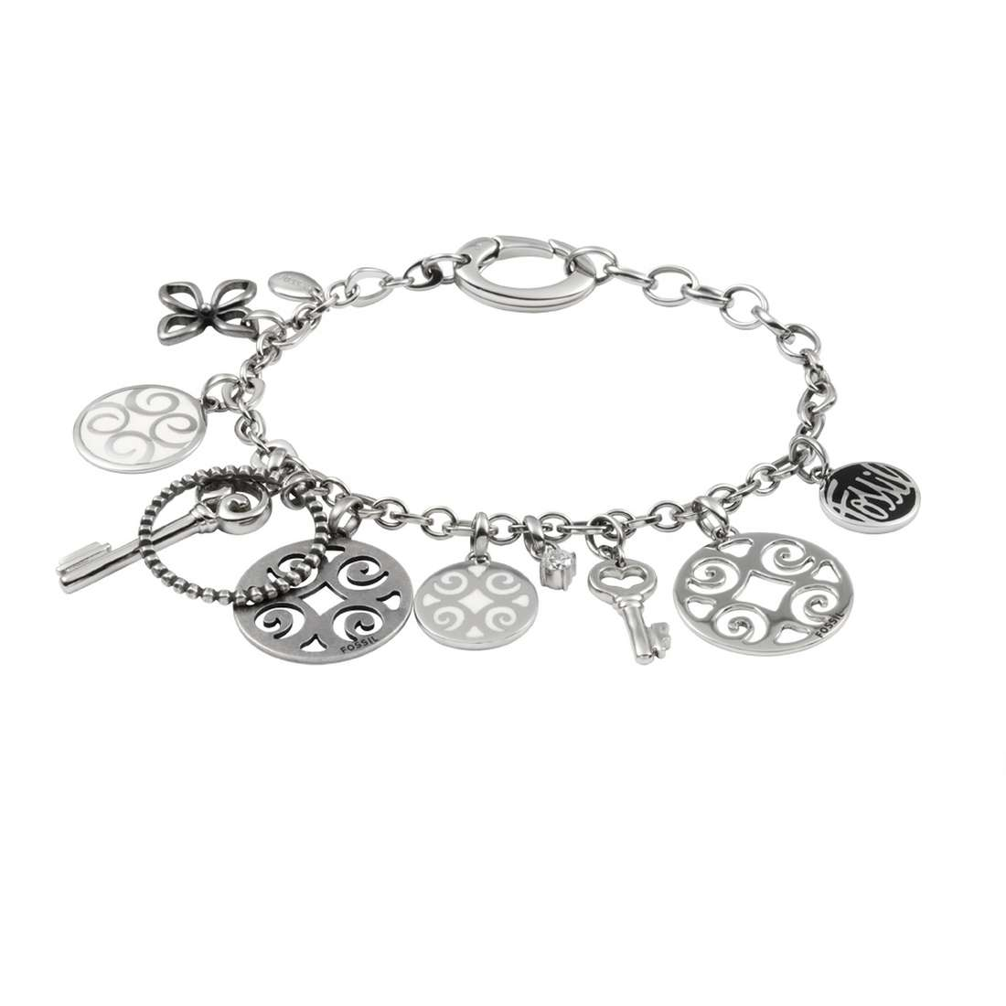 bracelet femme bijoux Fossil JF84842040