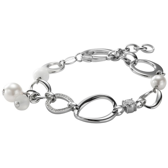 bracelet femme bijoux Fossil JF85980040