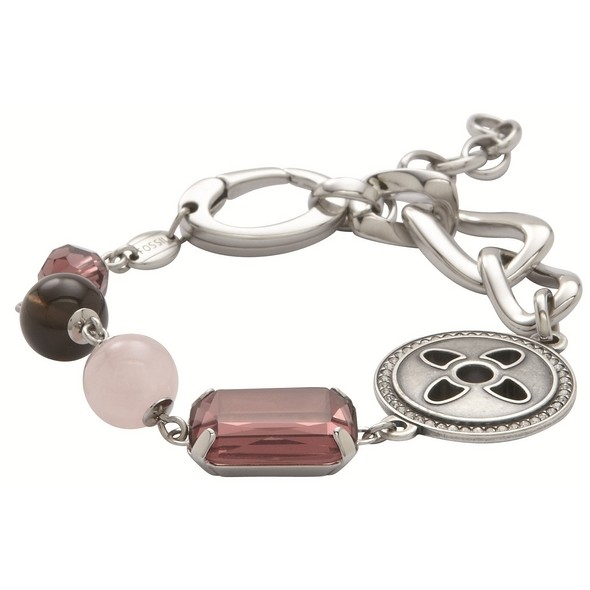bracelet femme bijoux Fossil JF86453040