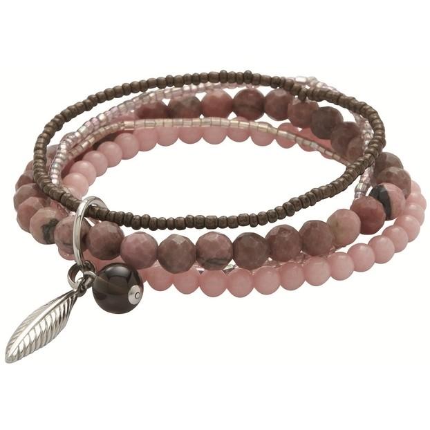 bracelet femme bijoux Fossil JF86662040