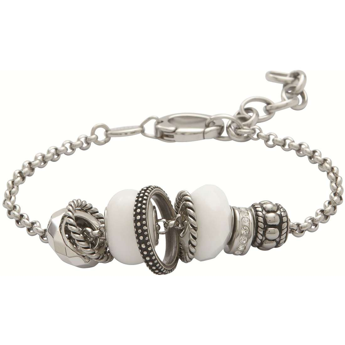 bracelet femme bijoux Fossil JF86882040