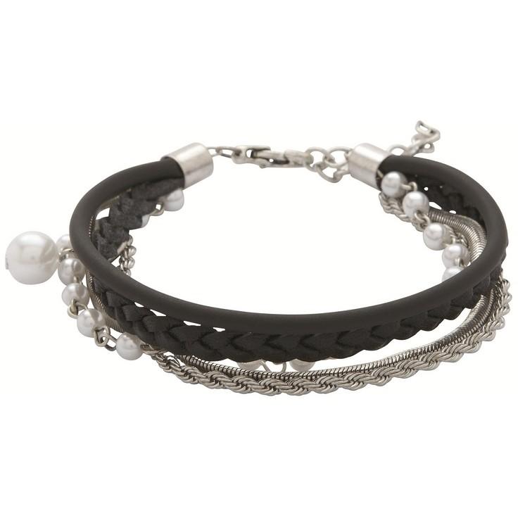bracelet femme bijoux Fossil JF86962040