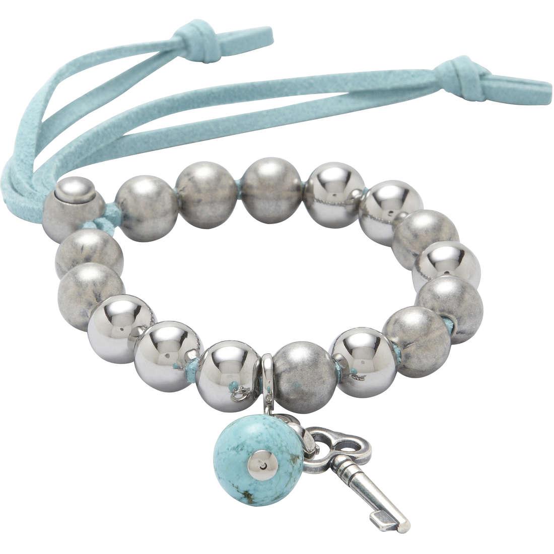 bracelet femme bijoux Fossil JF87115040