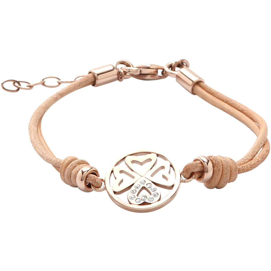 bracelet femme bijoux Fossil JF87755040