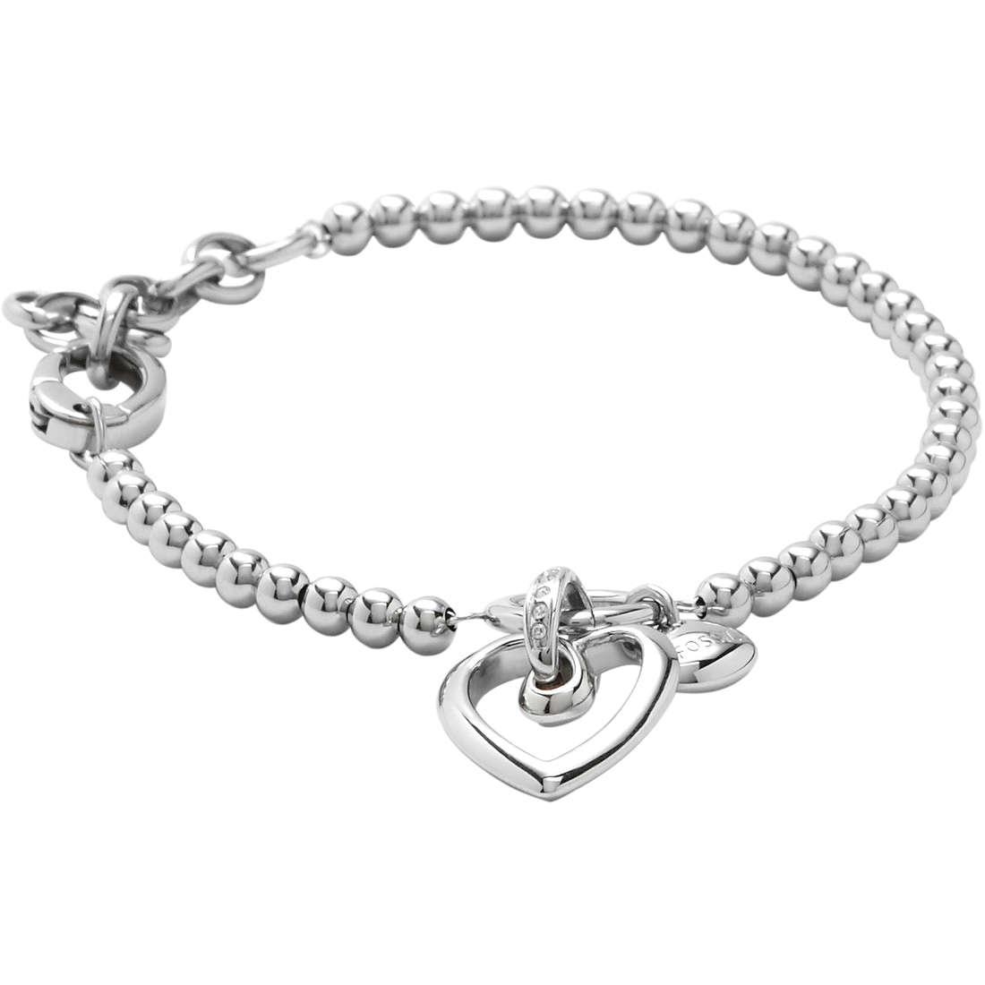 bracelet femme bijoux Fossil JF87760040