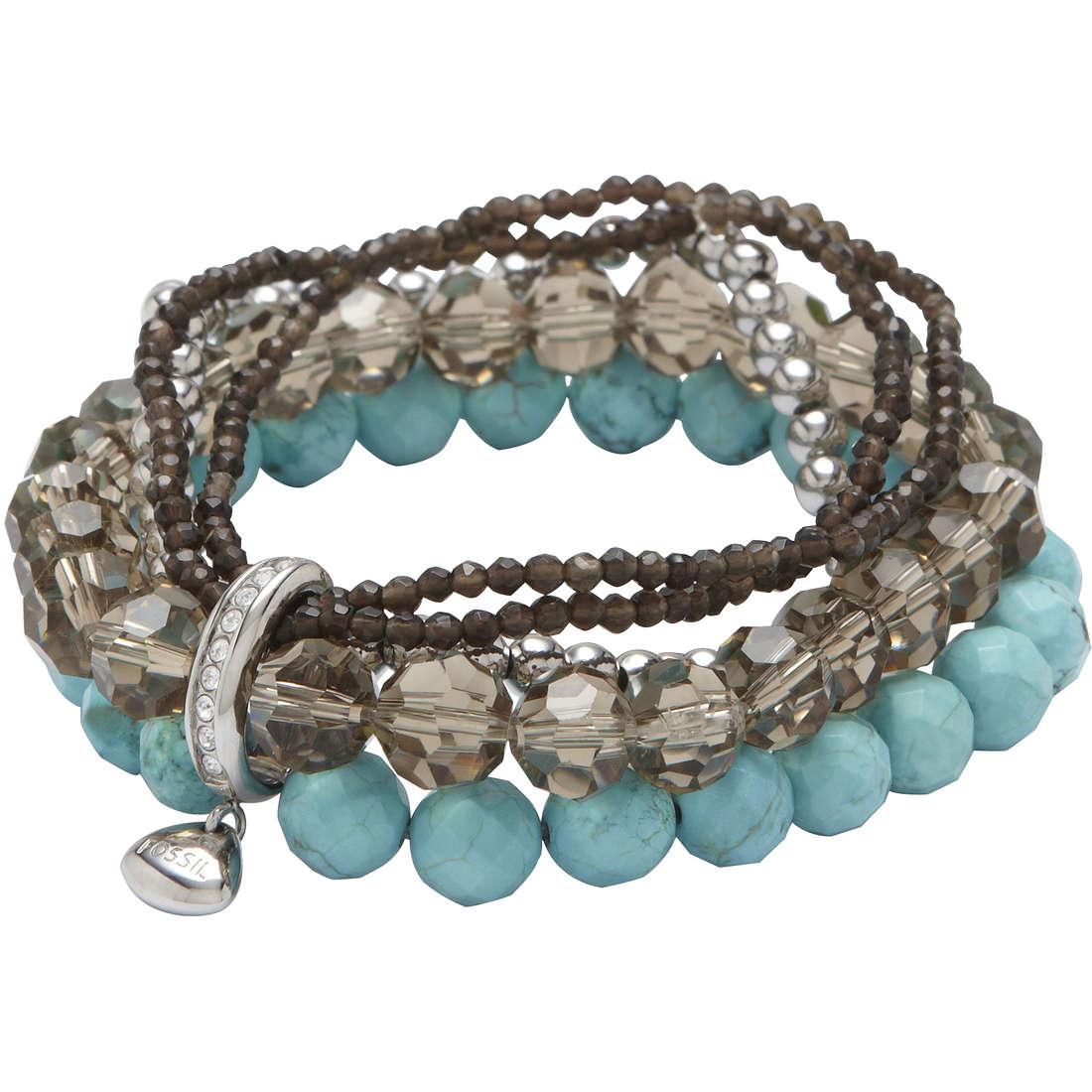 bracelet femme bijoux Fossil JF87789040