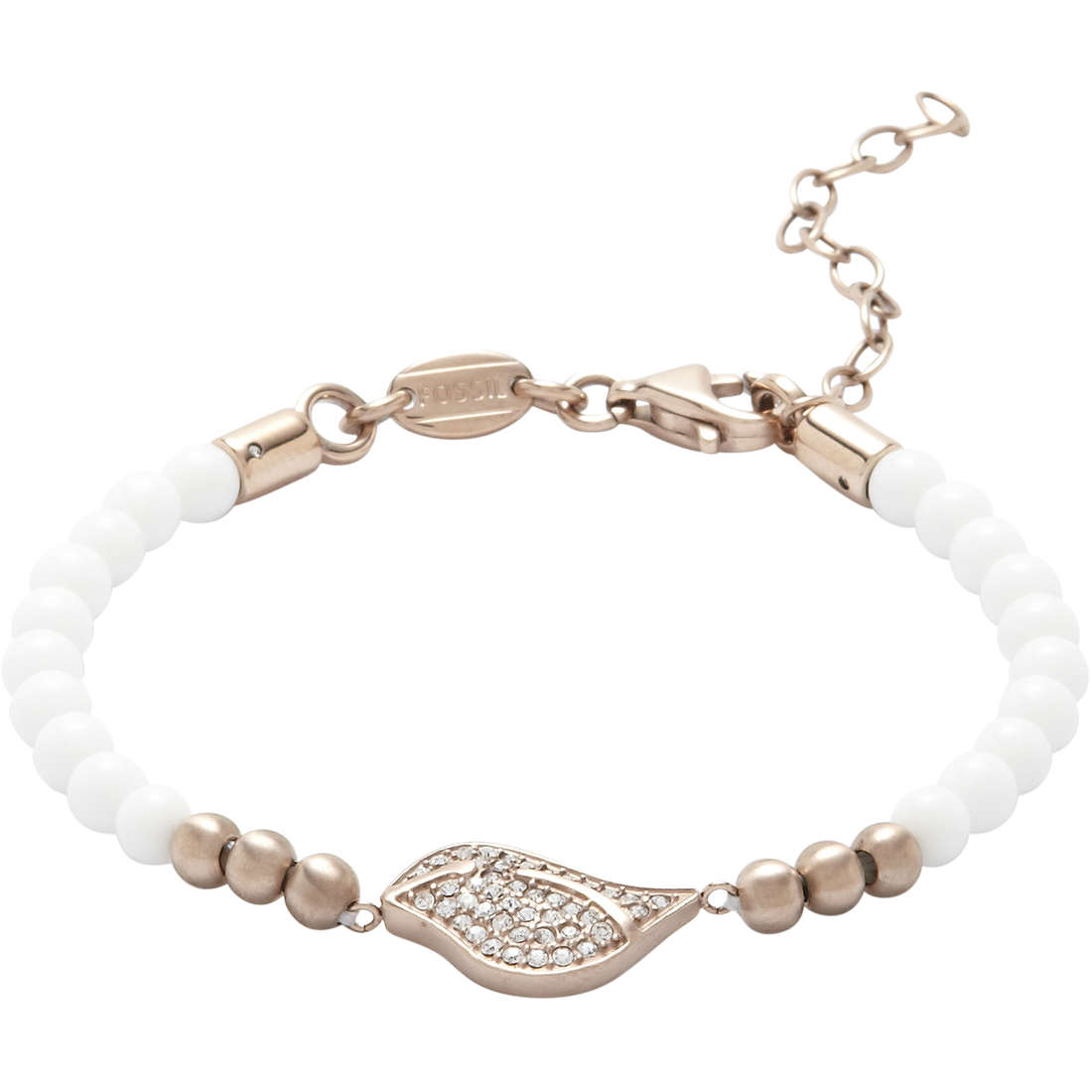 bracelet femme bijoux Fossil JF87997040