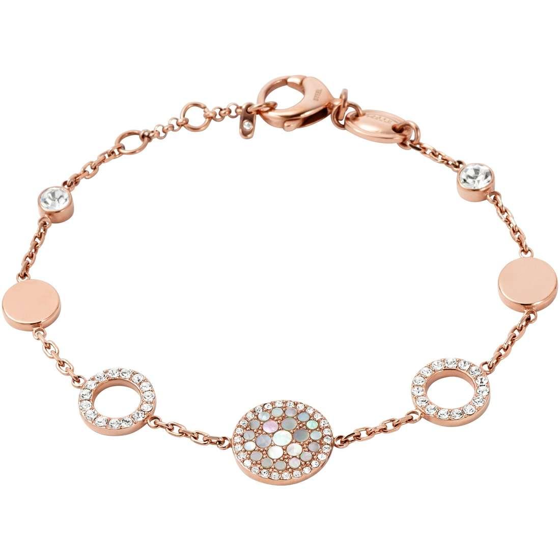 bracelet femme bijoux Fossil Spring 15 JF01739791