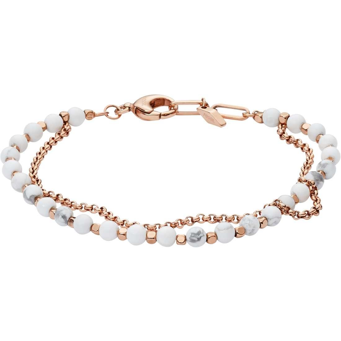 bracelet femme bijoux Fossil Spring 16 JA6774791