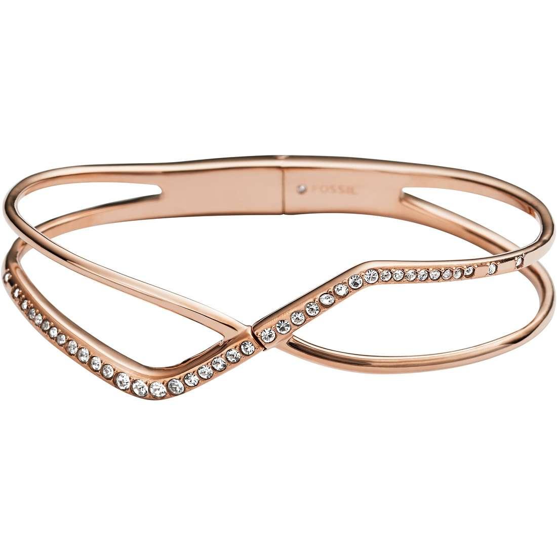 bracelet femme bijoux Fossil Spring 16 JF02253791