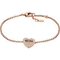 bracelet femme bijoux Fossil Vintage Motifs JF02283791