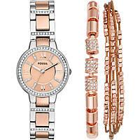 bracelet femme bijoux Fossil Virginia Box Set ES4137SET