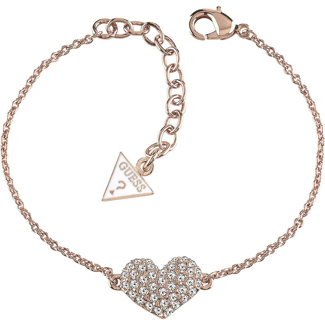 bracelet femme bijoux Guess basic instinct UBB51507